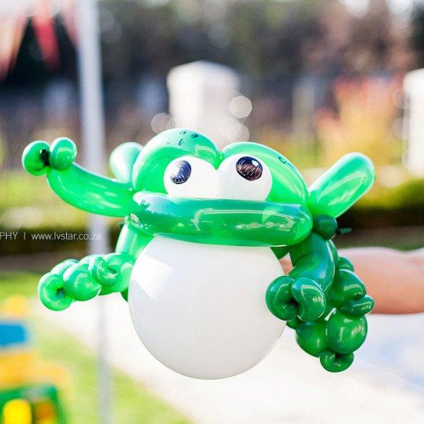 Balloon Artist London Bazinga Parties