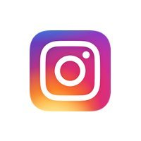 Instagram Icon Bazinga London